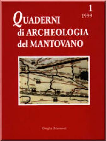 Quaderni archeologia mantovano